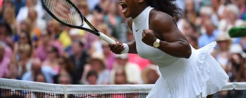 Serena Williams is Back